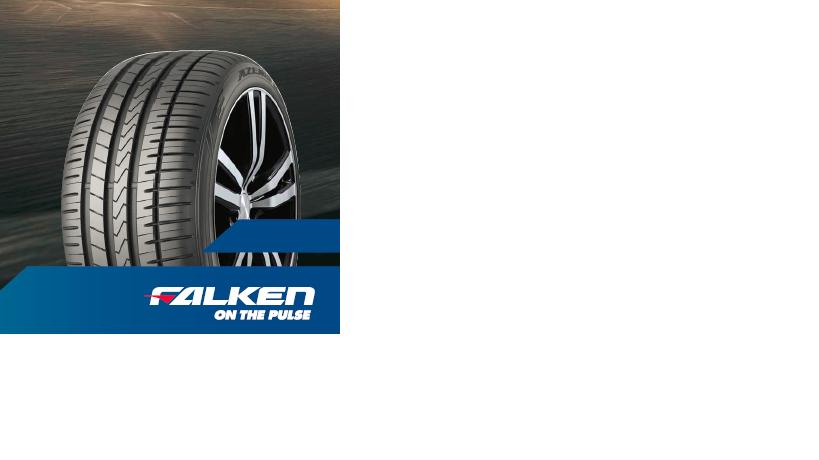 Summer Tyre FALKEN FK510 SUV 275/40R21 107 Y