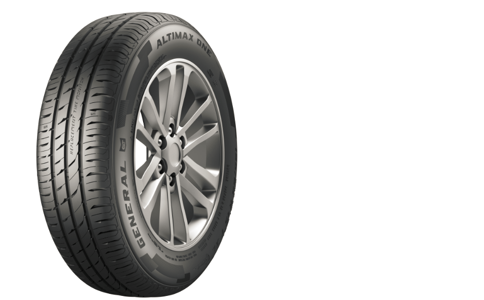 Summer Tyre GENERAL ALTIMAX ONE 195/60R15 88 H