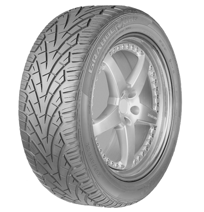 Summer Tyre GENERAL GRABBER UHP 285/35R22 W