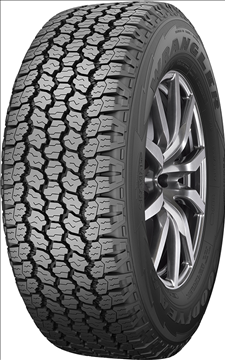 Summer Tyre GOODYEAR Wrangler AT/ADV 225/75R16 108 Y
