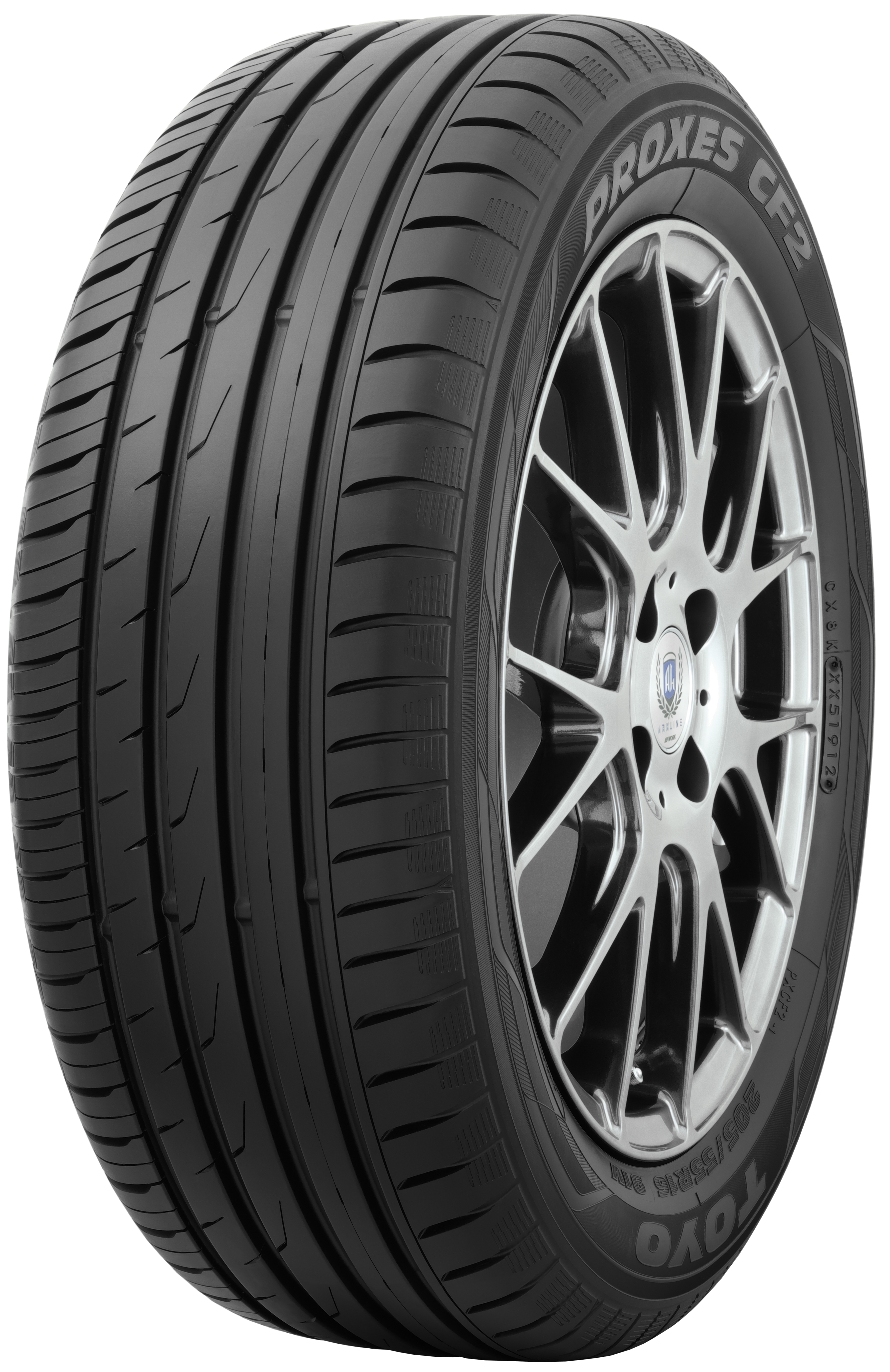 Summer Tyre TOYO PROXES CF2 185/55R15 82 H