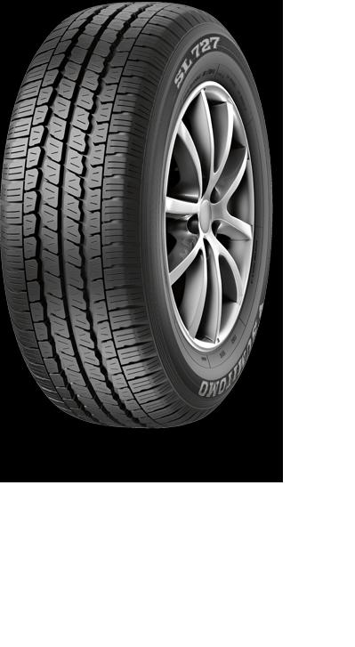 Summer Tyre SUMITOMO SL727 235/65R16 R