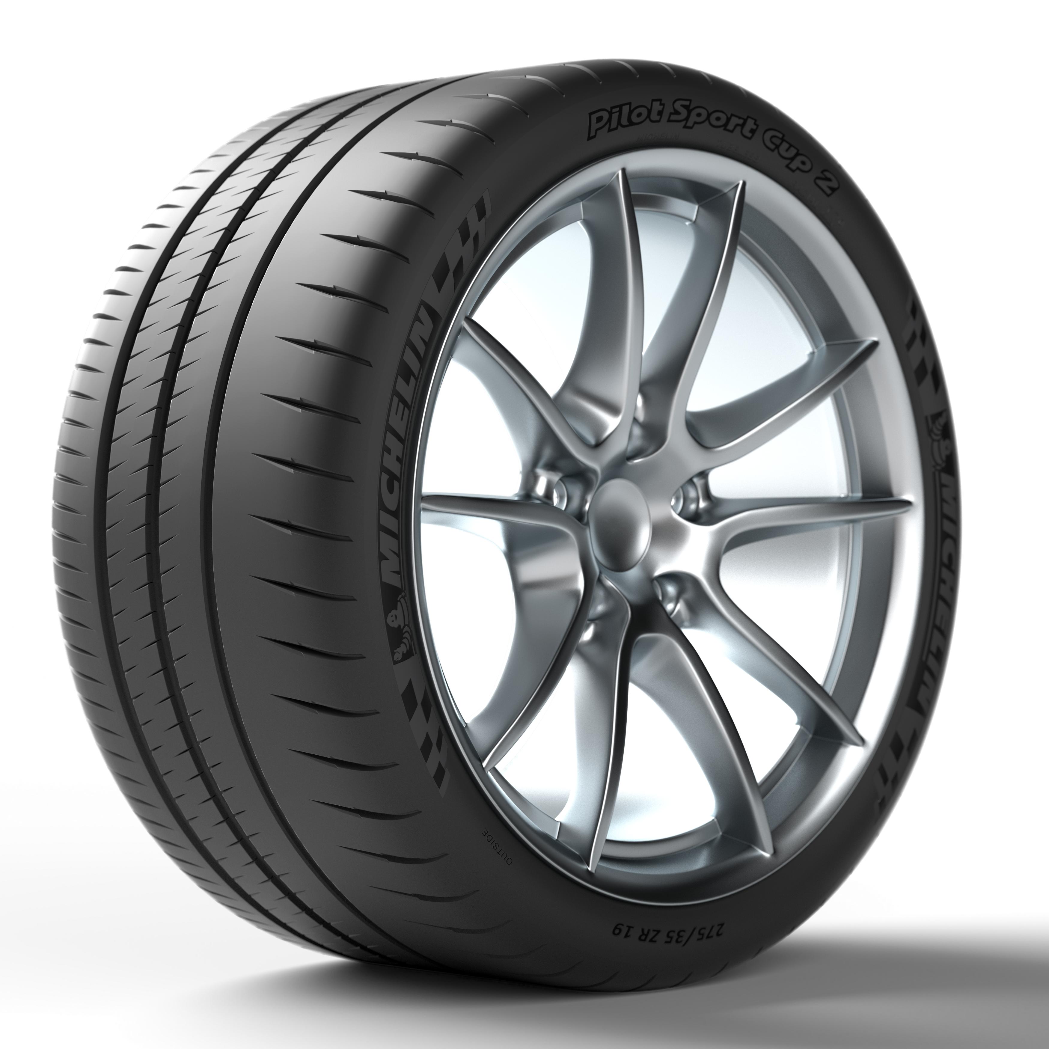 Summer Tyre MICHELIN Pilot Sport Cup 2 315/30R21 105 Y