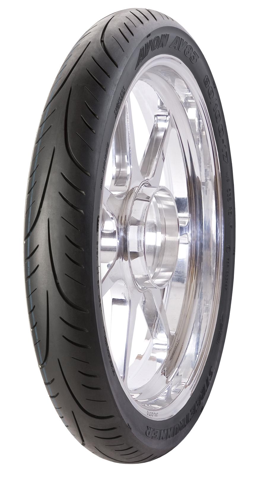 Tyre MICHELIN STREET 80/90R14 P