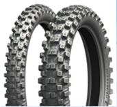 Tyre MICHELIN TRACKER 80/100R21 51 R