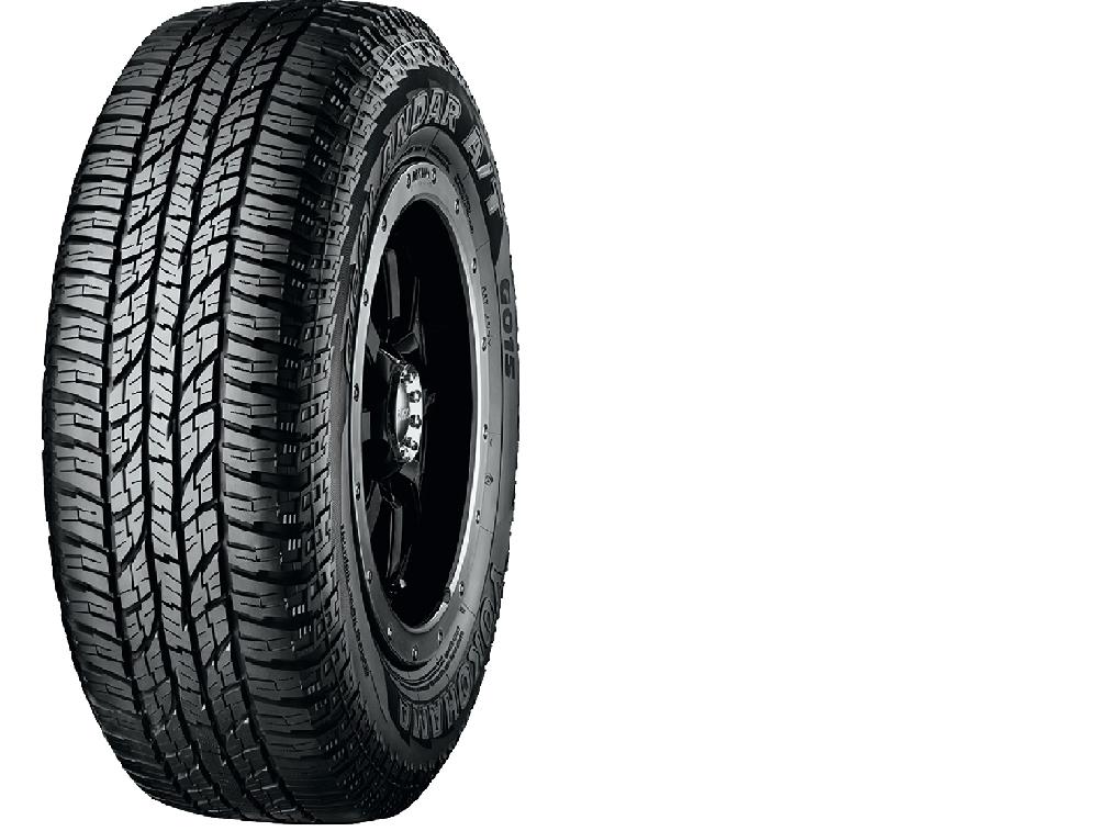 Summer Tyre YOKOHAMA Geolandar A/T GO15 225/80R15 105 S
